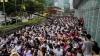 Лидеры манифестантов призвали студентов Гонконга снова выйти на протесты