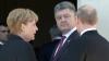 Меркель: В деле мирного разрешения украинского кризиса нет никакого прогресса