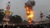Из-за давки на религиозном празднике в Индии погибли 32 человека