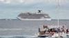 Американский круизный лайнер не пустили в Белиз из-за подозрений на Эболу