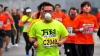 Марафонцы в Пекине бежали в масках из-за смога