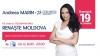 """Телекомпания Publika TV, Институт матери и ребёнка и Фонд Edelweiss призывают принять участие в телемарафоне """"Возроди Молдову"""""""