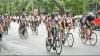 Несколько десятков жителей столицы отметили День города велопробегом