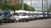 Маршруты столичных микроавтобусов изменятся с 1 ноября
