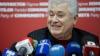 Воронин пообещал реструктуризацию СМИ, если к власти придут коммунисты