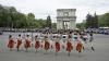 Тысячи горожан пришли в центр Кишинева на Храмовый праздник (ФОТО/ВИДЕО)