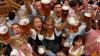 """В Мюнхене завершился крупнейший в мире пивной марафон """"Октоберфест"""""""