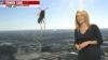 Американская телеведущая сбежала из эфира из-за пчелы