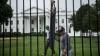 Собаки помешали нарушителю проникнуть в Белый дом
