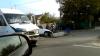 ДТП в Сынжерейском районе: машину выбросило в кювет при столкновении с маршруткой (ВИДЕО)