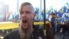 Митинг у Верховной Рады: сотни людей, вооруженных дубинками, бросились на стражей порядка