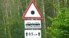 На национальных трассах Молдовы появились новые предупредительные знаки