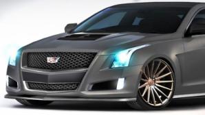 Cadillac ATS может похвастаться 600 лошадиными силами
