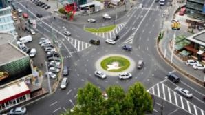 Движение по улице Алеку Руссо в столичном секторе Чеканы стало быстрее