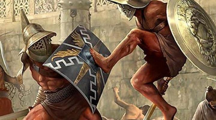 Ученые: римские гладиаторы не ели мясо