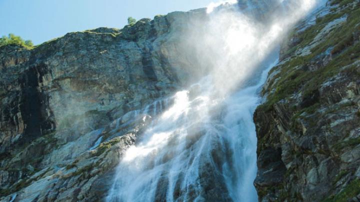 Итальянский город оштрафовали за шумный водопад