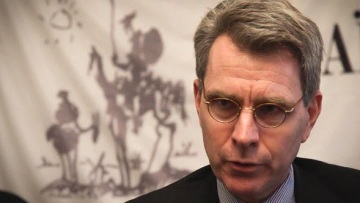 Посол США на Украине недоволен тем, что Киев не вводит санкции против России