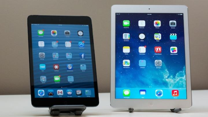 Apple представила новые версии двух планшетов