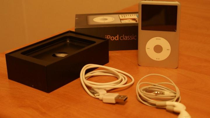 Глава Apple объяснил прекращение выпуска iPod Classic