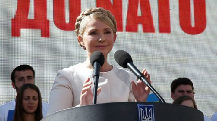 Тимошенко отказалась представлять оппозицию в Верховной Раде