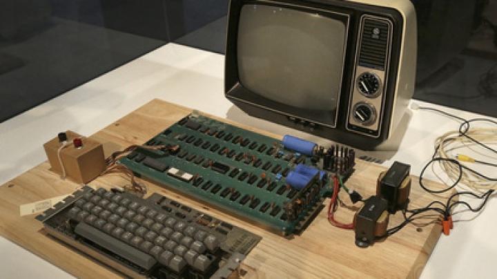 Раритетный компьютер от Apple продан за 905 тысяч долларов