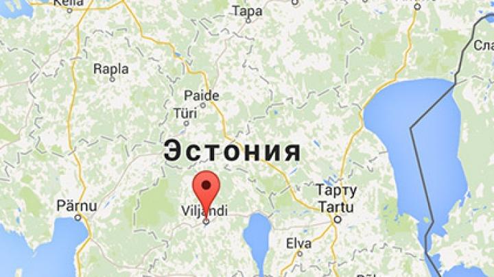 В Эстонии школьник на уроке застрелил учителя