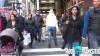 В Нью-Йорке модель прошлась по городу без штанов (ВИДЕО)