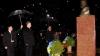 Визит в Бельцы президента Украины Петра Порошенко (ВИДЕО)
