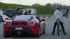 Велосипед против Ferrari: французский гонщик побил мировой рекорд скорости (ВИДЕО)