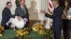 """Барак Обама по традиции """"помиловал"""" индеек, доставленных в Белый дом ко Дню благодарения"""