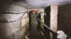 Подвал одного из столичных многоквартирных домов затоплен горячей водой