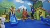В детсад села Вулканешты Ниспоренского района, рассчитанный на 50 детей, ходят только 10