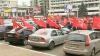 Члены партии коммунистов провели автомобильный марш по городам и селам