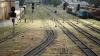 Восемь вагонов с железной рудой сошли с рельсов возле станции Джурджулешты