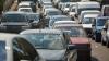 Десятки машин застряли в пробке на столичной улице Гренобля