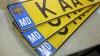 До 17 ноября все службы такси должны поменять белые номерные знаки на жёлтые