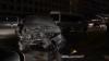 (ВИДЕО) Серьезное ДТП в центре столицы: передняя часть джипа была разбита