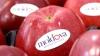 Партию молдавских яблок задержали на границе с Россией
