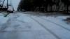 Снег на севере страны: видео с падающими хлопьями снега в Окнице (ВИДЕО)