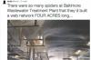 В здании в Балтиморе обнаружили 16 тысяч квадратных метров паутины (ФОТО)
