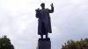 Памятник маршалу Коневу в Праге перекрасили в розовый цвет