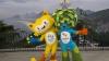 В Бразилии представили талисманы Олимпиады-2016