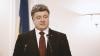 Петр Порошенко говорил в Бельцах на румынском языке