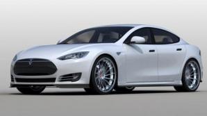 Тюнеры RevoZport предложили новый тюнинг-пакет для Tesla Model S (ФОТО)