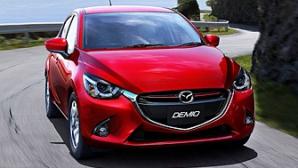 Новая Mazda2 станет седаном к концу ноября