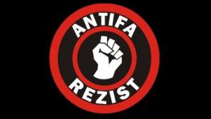 Antifa называет себя антифашистской и считается опаснейшей экстремистской группировкой Молдовы