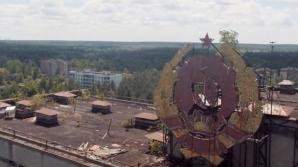 Беспилотник снял Чернобыль с высоты птичьего полета (ВИДЕО)