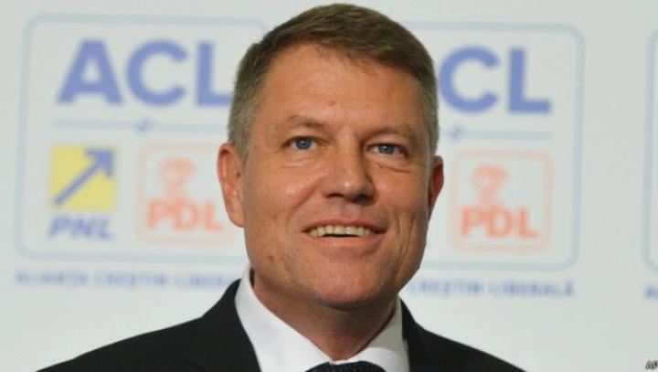 Клаус Йоханнис официально президент Румынии