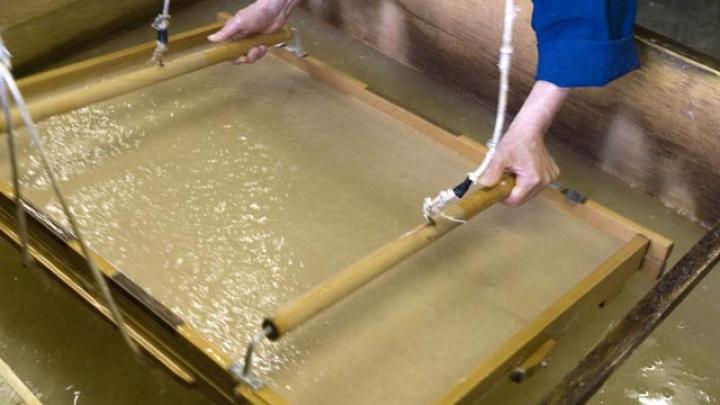 """Японская бумага ручной работы """"васи"""" включена в список Всемирного наследия ЮНЕСКО"""