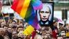 Путин: в России не намерены нарушать права геев
